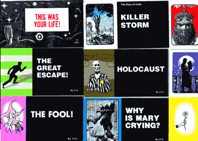 A selection of Jack Chick tracts