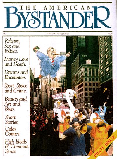 American Bystander: The 1982 prototype