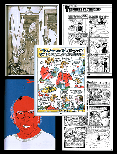 Pages from the American Bystander #2
