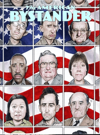 Cover of AMERICAN BYSTANDER #3