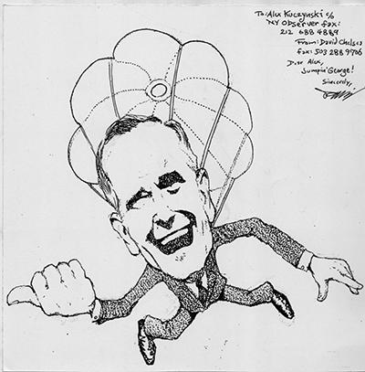 bushparachute