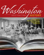 Get the latest issue of Washington History as a Historical Society member.
