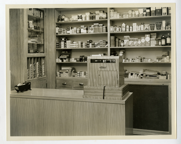 Prescriptions for 35 cents. Those were the days.