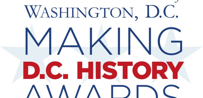 Making DC History Awards Logo New