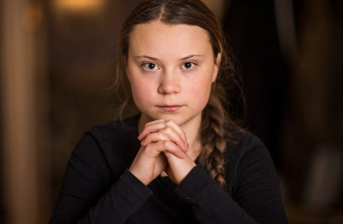 Greta Thunberg doa prêmio para SOS Amazônia