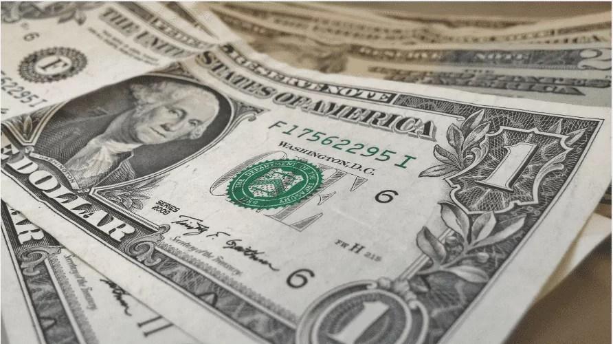 Cotação do dólar 29/07/2020