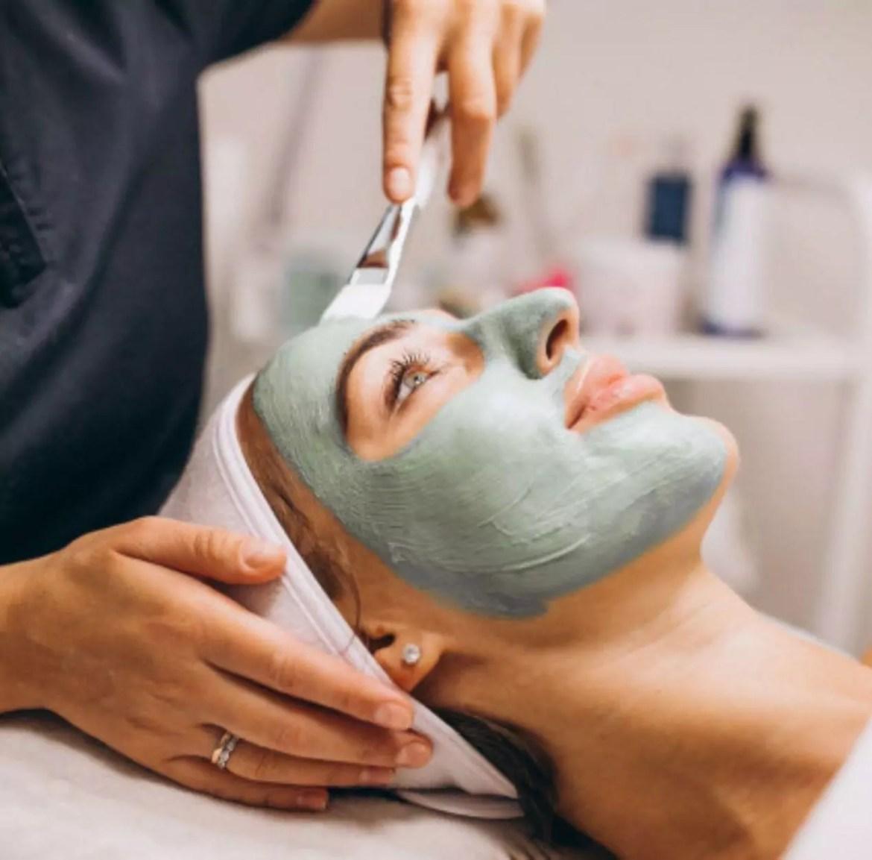 mascara de argila verde benefícios