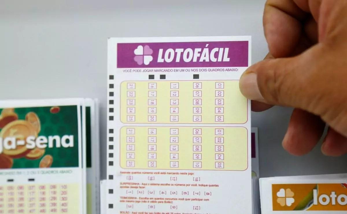 Lotofácil concurso 2025