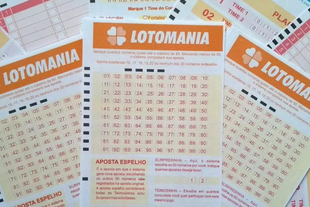 Lotomania concurso 2101