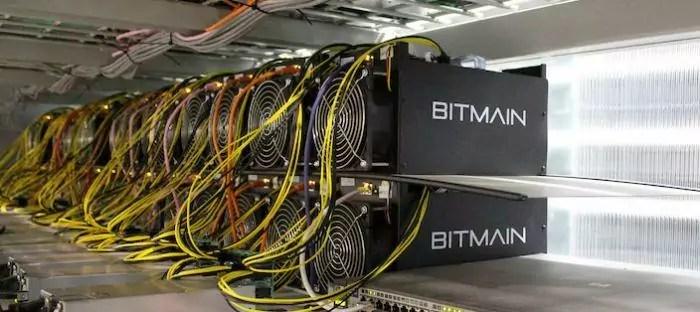 investir em equipamento de mineração de bitcoin