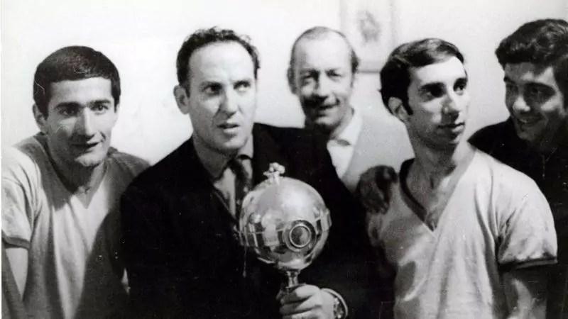 Estudiantes campeão de 1968