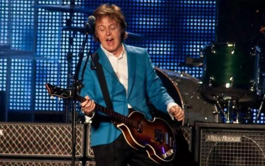 Show de Paul McCartney no Morumbi
