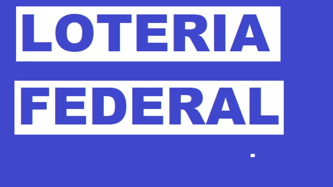 Loteria Federal concurso 5499
