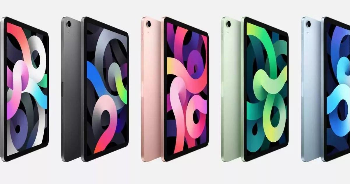 Watch Series 6 e ipad da apple