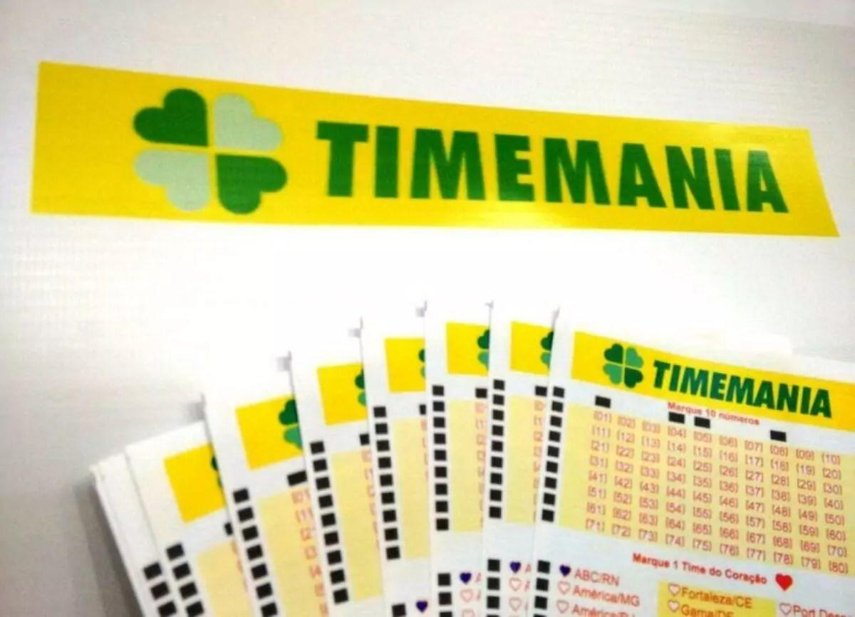 Resultado da Timemania 1549