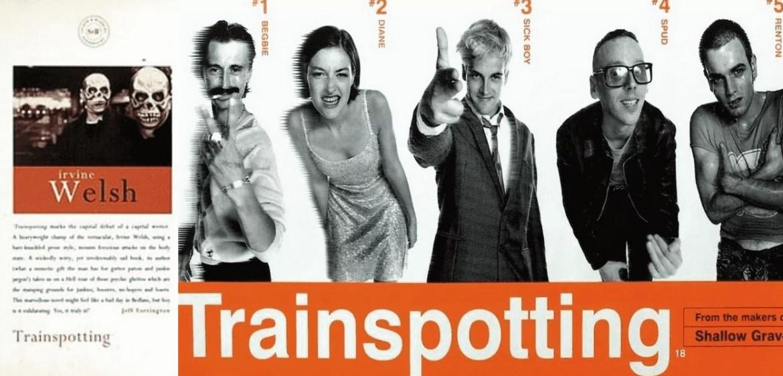 Trainspotting é uma das principais obras literárias nascidas nos anos 90. O filme apenas ampliou o impacto do livro