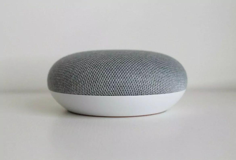 vozes do Google Assistente