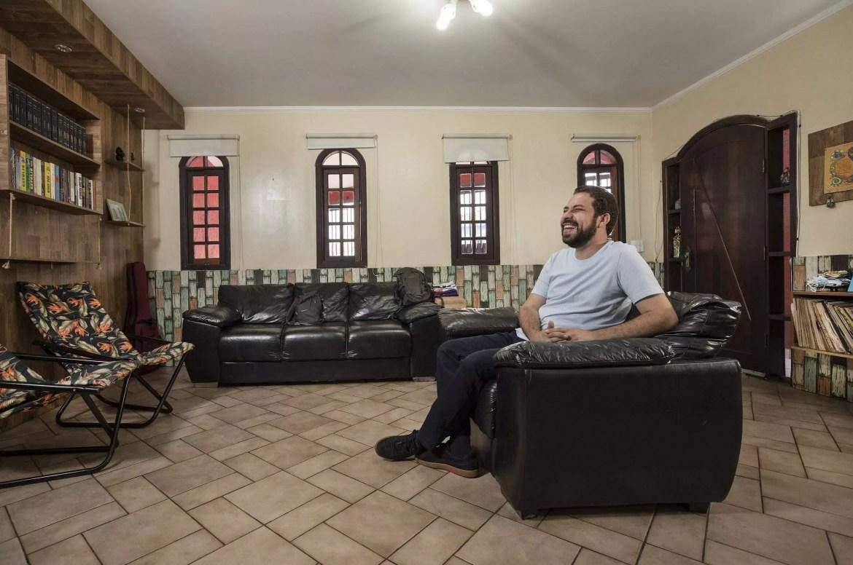 Boulos mora no Campo Limpo, periferia de São Paulo