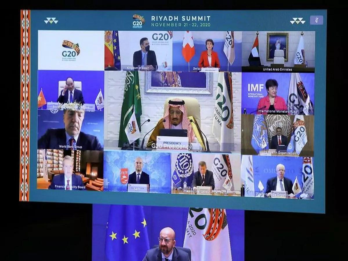 Líderes do G-20 prometem