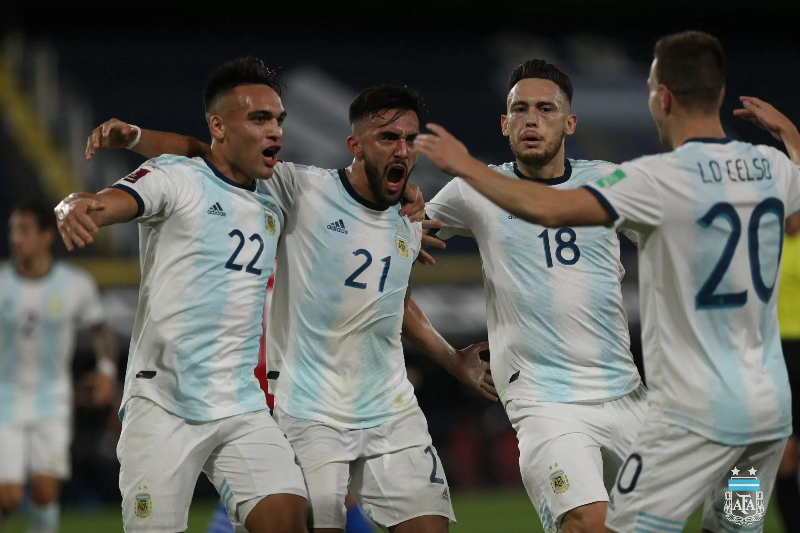 Peru x Argentina
