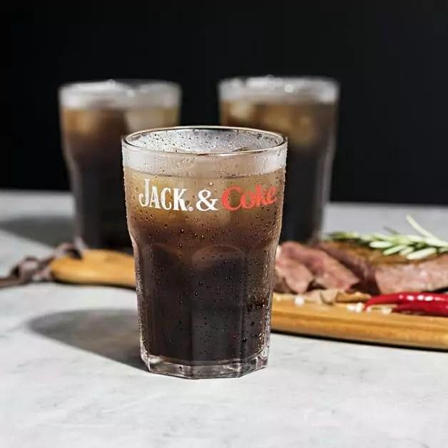 copo de jack & coke