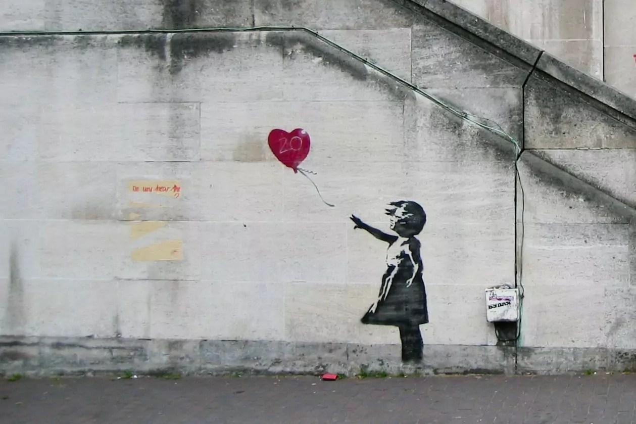 Quem é Banksy