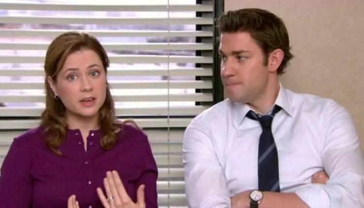 Pam e Jim