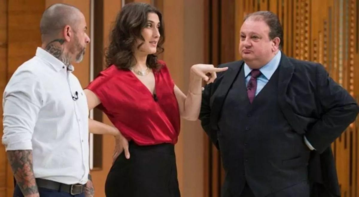 Paola Carosella deixa MasterChef