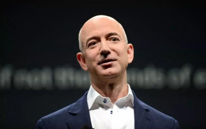 bilionários da pandemia Jeff Bezos