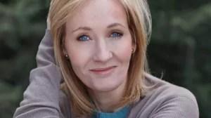 Foto do autora J.K Rowling em matéria sobre pessoas pobres que ficaram ricas