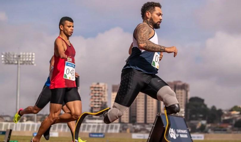 Brasil terá 64 atletas no atletismo, no então Jogos Paralímpicos de Tóquio