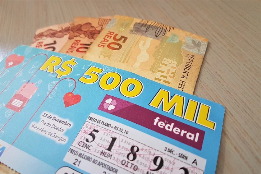 Result of Federal lottery contest 5592