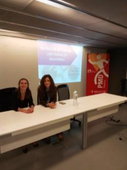 Dietistas - Nutricionistas Rocío Diago y Sandra de la Cruz
