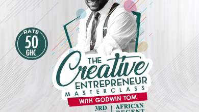 Photo of Africa1Media opens Entrepreneur Masterclass with Godwin Tom to empower Talent Management