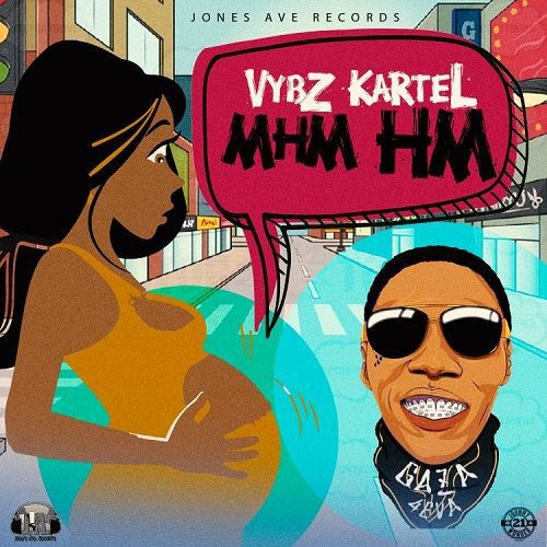 Vybz Kartel - Mhm Hm (Prod. by Jones Ave)