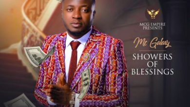 shower - MC Galaxy - Showers Of Blessings (Prod. Spellz)