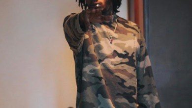 Photo of Alkaline – Black Heart (Prod. by Black Shadow)