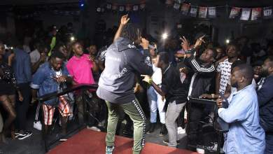 AA1306 scaled - Photos : Captivating Pictures From Magnom's We Speed 2 Concert