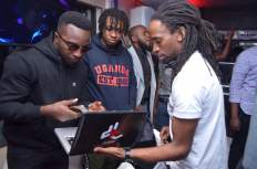 WhatsApp Image 2018 07 23 at 10.21.13 AM 1 - Photos : Magnom & DJ Lord's Sold Out Concert In Uganda