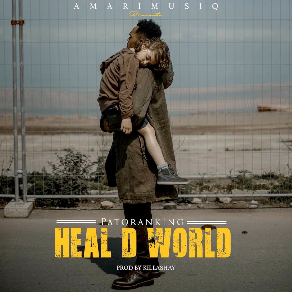 Patoranking - Heal D World (Prod. by Killshay)