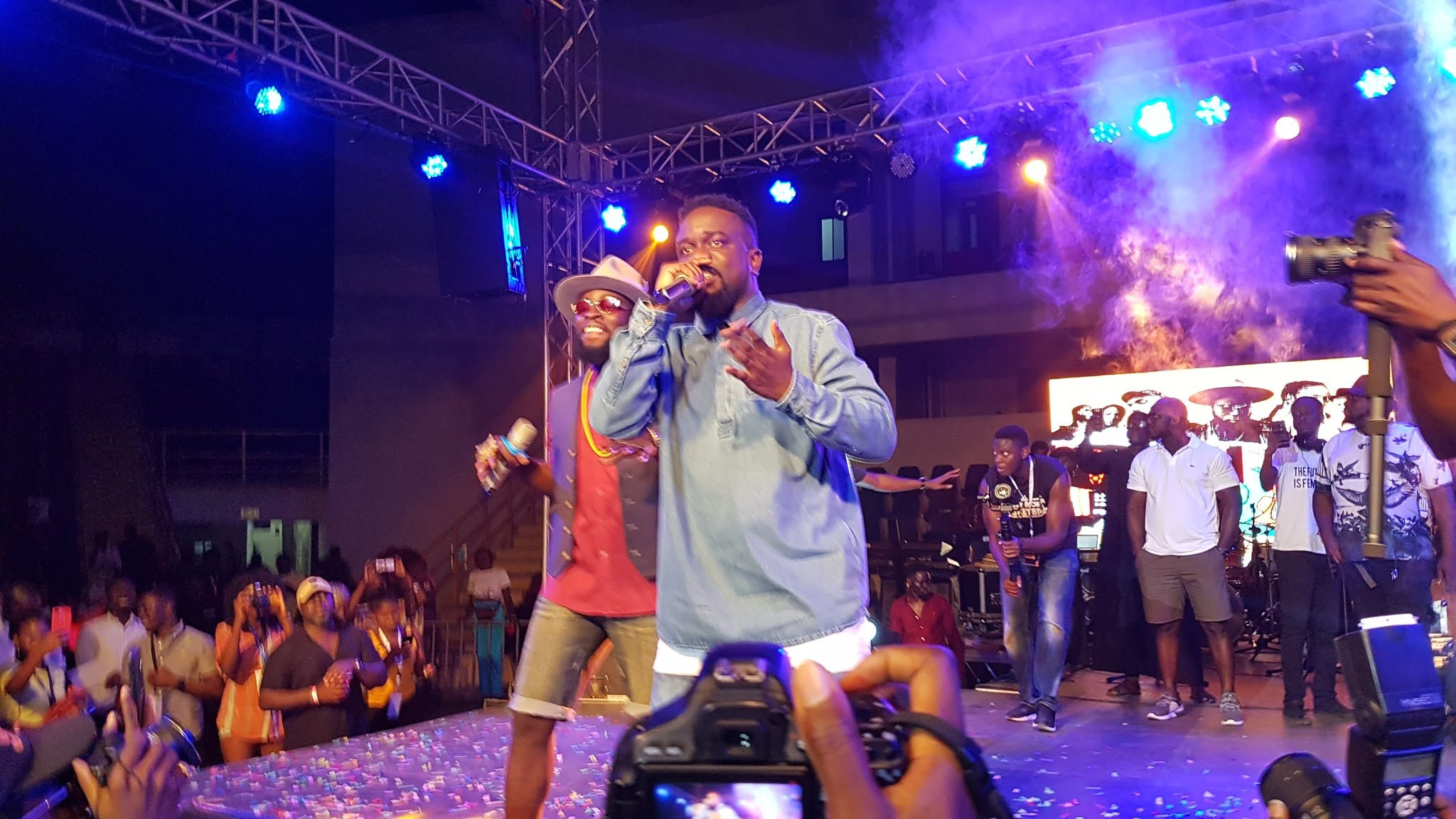 Image result for sarkodie the connect concert