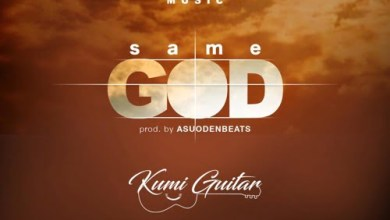Photo of Kumi Guitar – Same God (Prod. by Asuoden Beats)