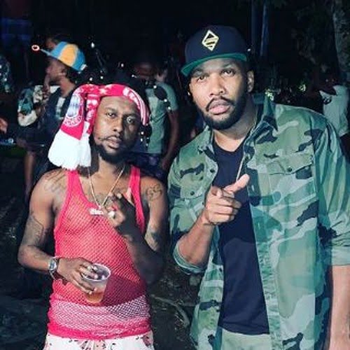Agent Sasco feat  Popcaan – Banks Of The Hope (Remix