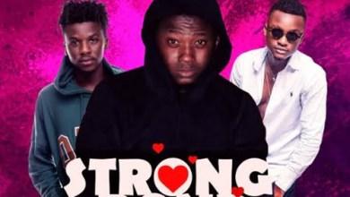 Photo of DJ Bridash ft. Yaw Berk & King Maaga – Strong Bond (Prod. By Samsney)