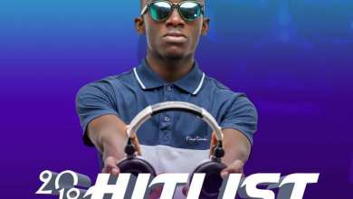jhfgh - DJ Moller Bucks - 2018 Hitlist Vol.2