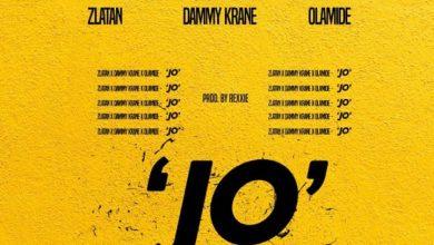 Photo of Zlatan feat. Dammy Krane & Olamide – Jo