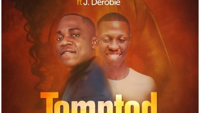 Photo of Gemini ft. J. Derobie – Tempted (Prod. by Harmaboy & Keezy)