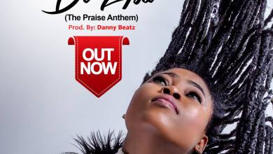 Photo of Joyce Blessing – Di Asa (The Praise Anthem) (Prod. By Danny Beatz)