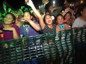 DJ Shiwaawa and Adina 3 - Dj Shiwaawa Making Waves In Samoa With Adina