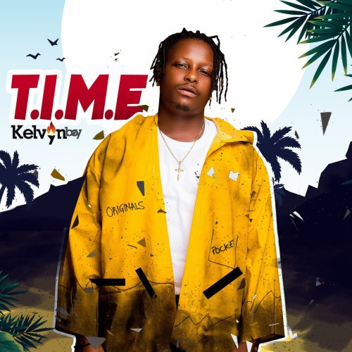KelvynBoy Time cover 500x500 - KelvynBoy ft. Joey B - Mea